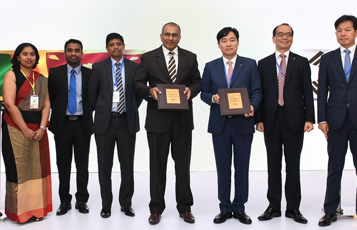 CDS Signs MoU with KSD