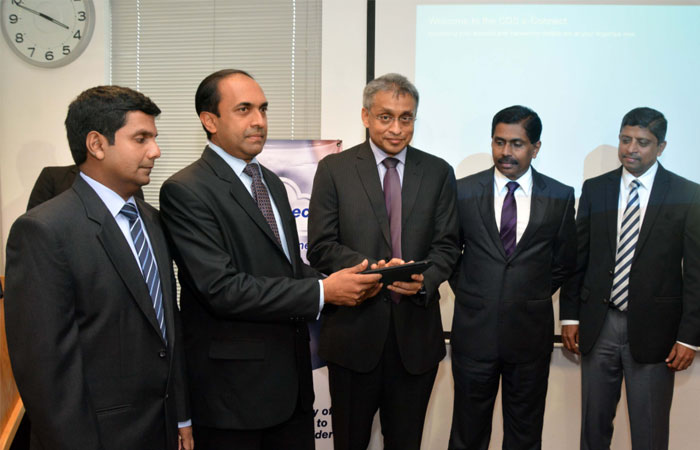 CDS Launches e-Connect Facility