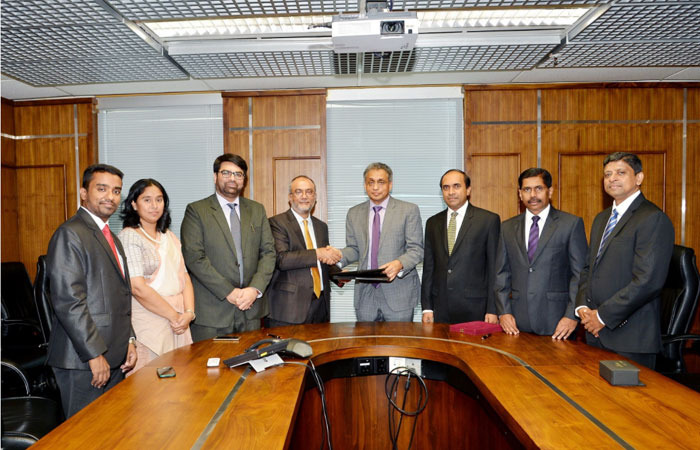 CDS Signs MoU with CDC Pakistan