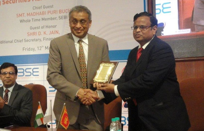 CDS signs MoU with CDSL India